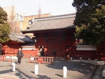 本郷09東大赤門